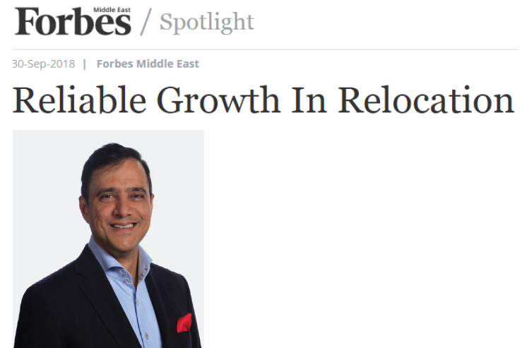 Reliable Growth In Relocation