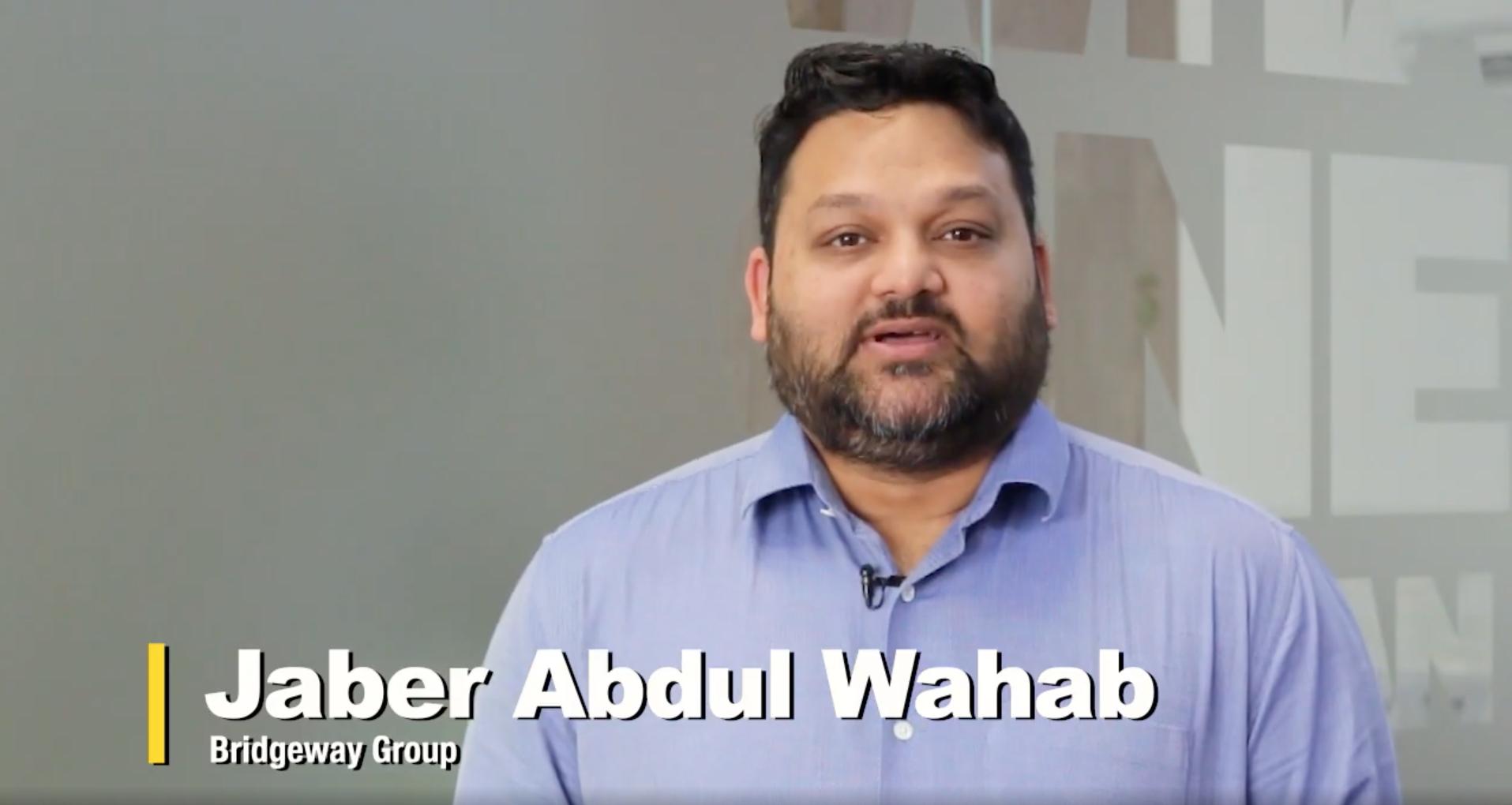 CorporateConnections -Jaber Abdul Wahab