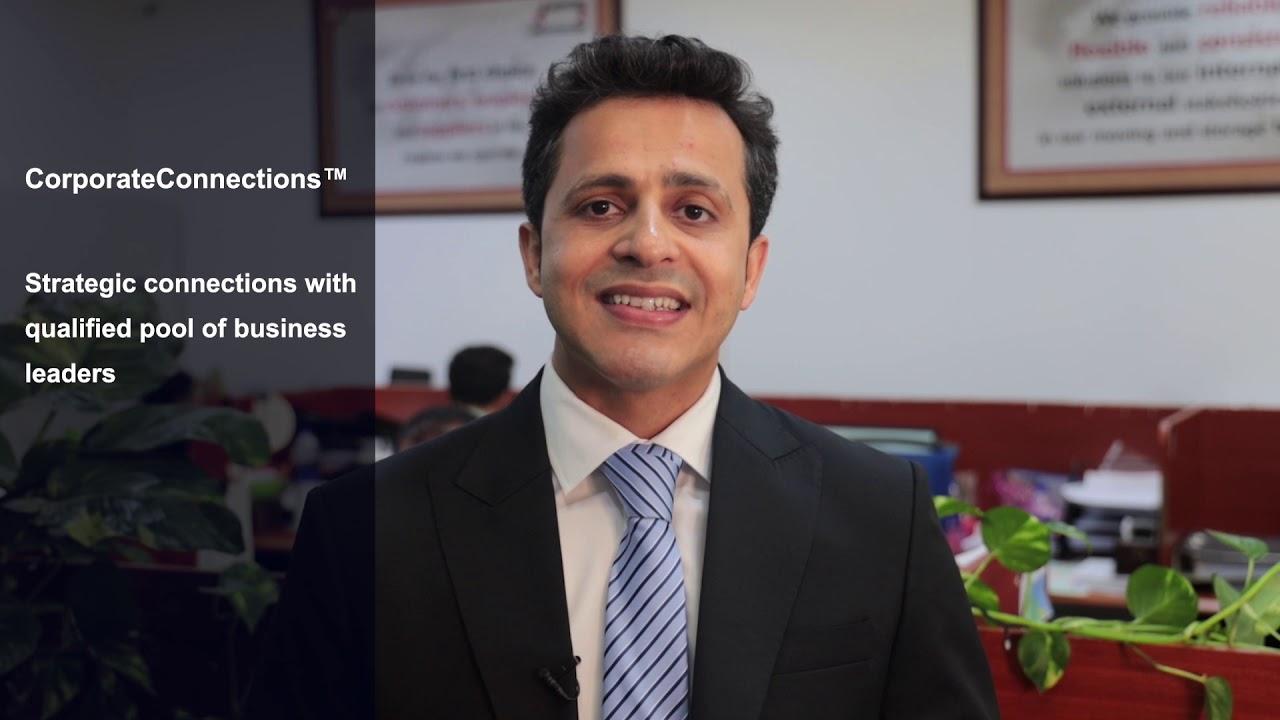 CorporateConnections -  Monish Ramchandani