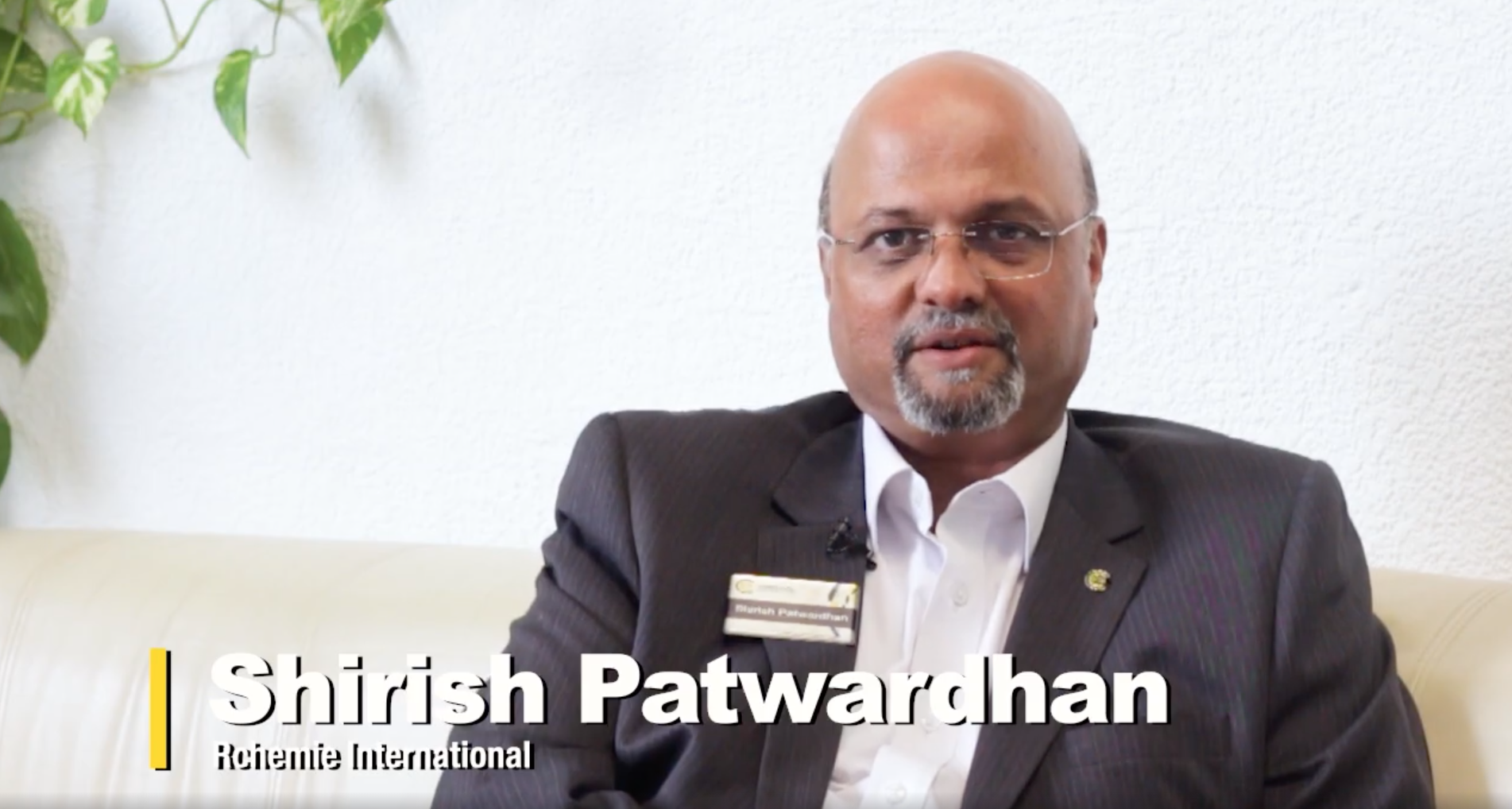 CorporateConnections -Shirish Patwardhan